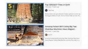 Youtube Quality Thumbnails