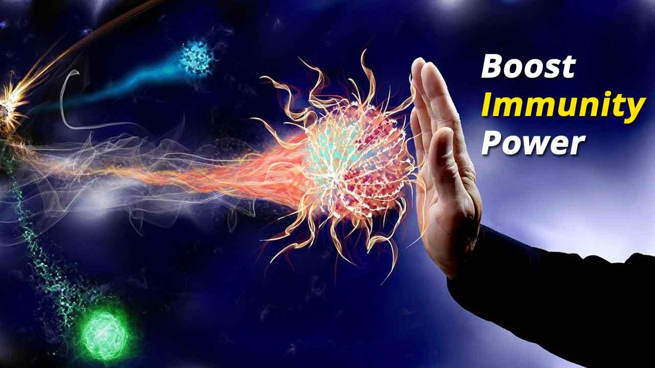 Boost Immunity Power